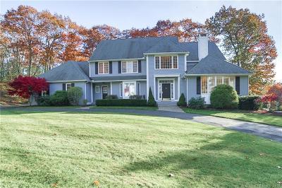 Avon Single Family Home For Sale: 85 Deer Run