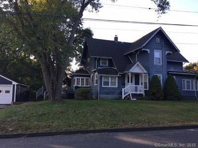 Meriden Multi Family Home For Sale: 122 Williams Street