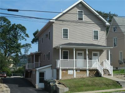 New London Multi Family Home For Sale: 852 Bank Street