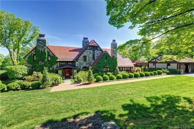 Ridgefield Single Family Home For Sale: 24 Old Wagon Road