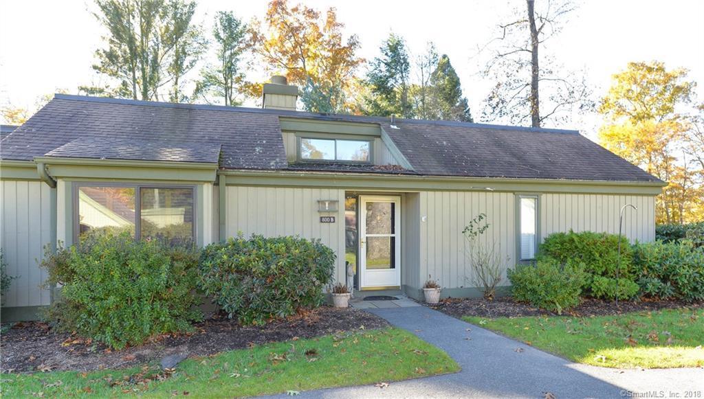 800 Heritage Village #B, Southbury, CT | MLS# 170140553