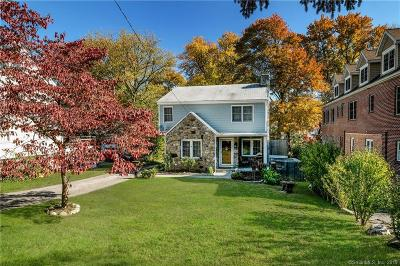 Stamford Single Family Home For Sale: 481 High Ridge Road