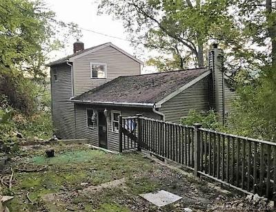 Southbury Single Family Home For Sale: 170 Lower Fish Rock Road