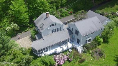 Easton Single Family Home For Sale: 271 Center Road
