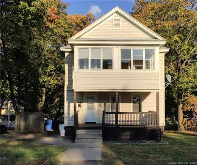 Waterbury Single Family Home For Sale: 52 Granger Street