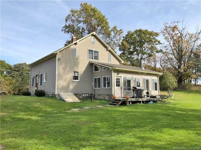 Thomaston Single Family Home For Sale: 479 Fenn Road