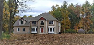 Simsbury Single Family Home For Sale: 38 Wildwood Road