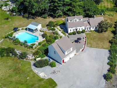 Groton Single Family Home For Sale: 500 Noank Road