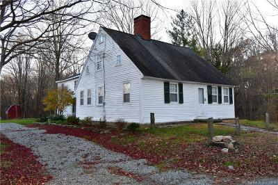 Single Family Home For Sale: 141 Chapman Road