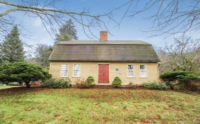 Single Family Home For Sale: 415 Paper Mill Road