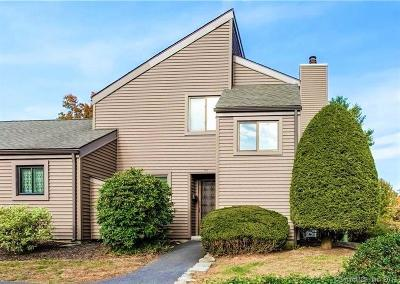 Glastonbury Condo/Townhouse For Sale: 28 Hollister Way South