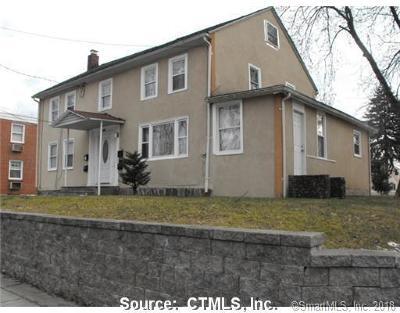 East Hartford Multi Family Home For Sale: 139 Prospect Street
