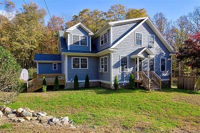 Bethany Single Family Home For Sale: 610 Carrington Road