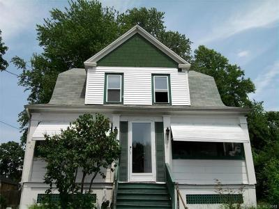 Milford CT Single Family Home For Sale: $179,900