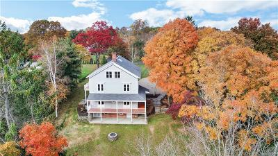 Trumbull Single Family Home For Sale: 500 Plattsville Road