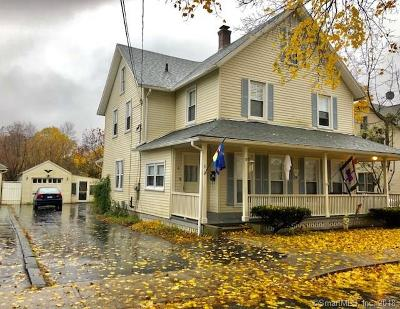 Windham County Multi Family Home For Sale: 31-33 Linnell Street