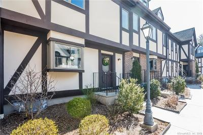 Stamford Condo/Townhouse For Sale: 668 Glenbrook Road #28