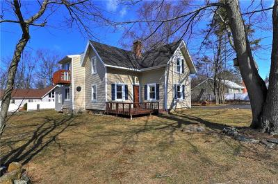 West Haven Single Family Home For Sale: 426 Jones Hill Road