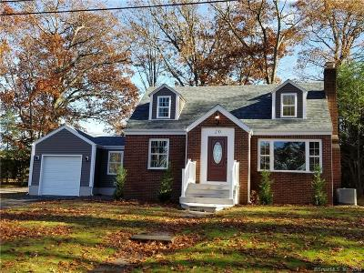 Wallingford Single Family Home For Sale: 20 Madison Avenue