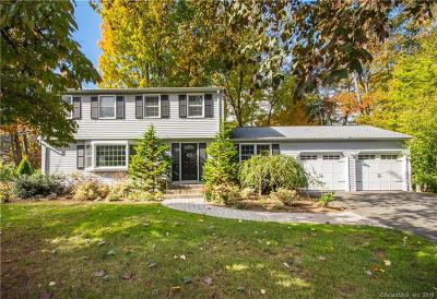 West Hartford Single Family Home For Sale: 125 Hyde Road