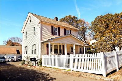 Darien Single Family Home For Sale: 9 Joseph Street