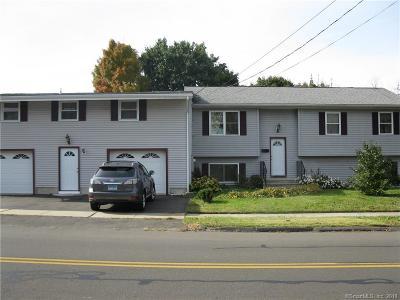 Hamden Single Family Home For Sale: 848 Pine Rock Avenue