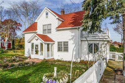 New Haven County Single Family Home For Sale: 167 Cottage Road