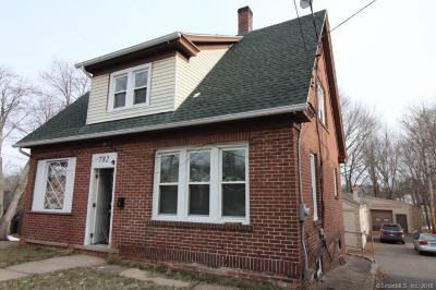Wallingford Single Family Home For Sale: 782 Center Street