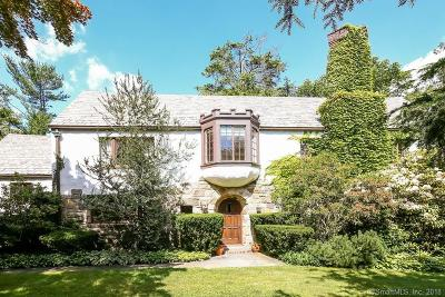Stamford Single Family Home For Sale: 99 Westover Road
