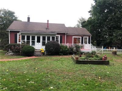 Stamford Single Family Home For Sale: 157 Den Road