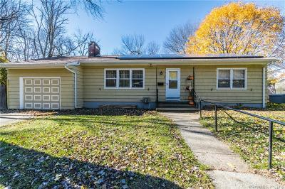 Waterbury Single Family Home For Sale: 7 Collins Street
