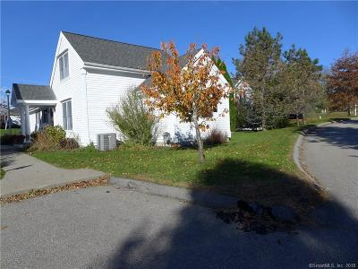 East Haddam Condo/Townhouse For Sale: 2 Pinehurst Lane #2