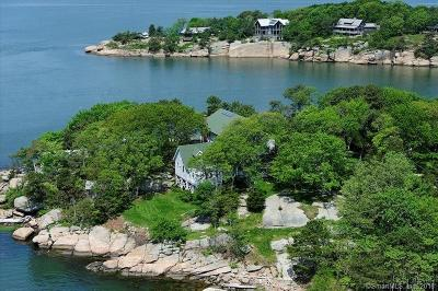 New Haven County Single Family Home For Sale: 2 Pot Island