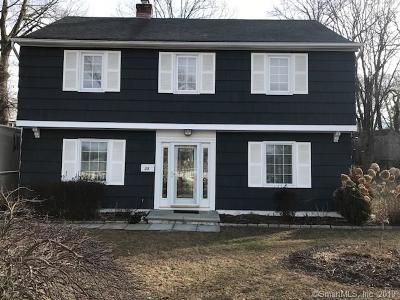 Stamford Single Family Home For Sale: 23 Corn Cake Lane
