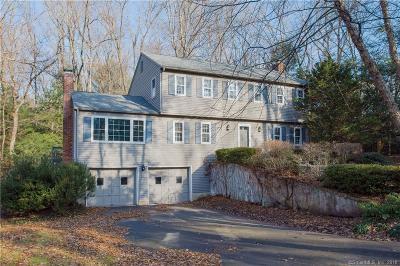 Avon Single Family Home For Sale: 14 Fairway Ridge