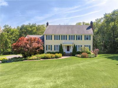 Ridgefield Single Family Home For Sale: 30 Powdermaker Drive