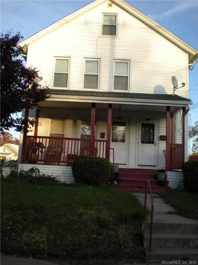 West Hartford Multi Family Home For Sale: 186 Arnoldale Road