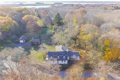 Old Lyme Single Family Home For Sale: 43 Johnny Cake Hill Road