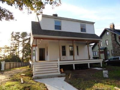 New London Single Family Home For Sale: 583 Ocean Avenue