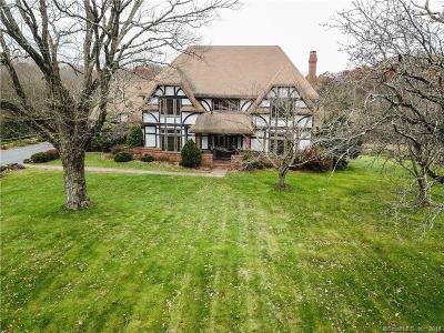 Trumbull Single Family Home For Sale: 211 Teller Road