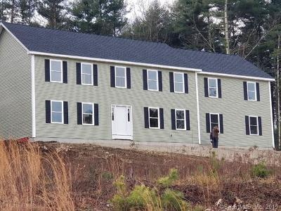Windham County Single Family Home For Sale: 6 Logans Way