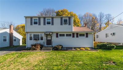 New Britain Single Family Home For Sale: 38 Nye Road