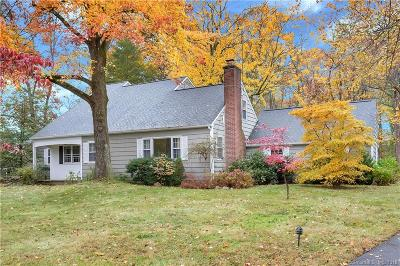 Darien Single Family Home For Sale: 41 Holly Lane