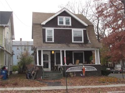 New Haven Single Family Home For Sale: 66 Downing Street