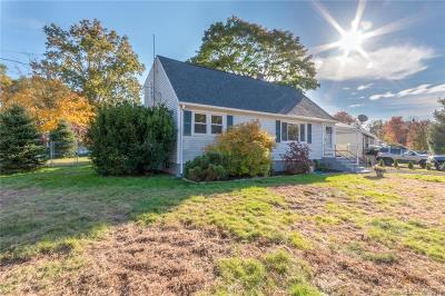 West Haven Single Family Home For Sale: 10 Sunset Road