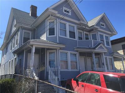 Bridgeport Multi Family Home For Sale: 138 Burroughs Street