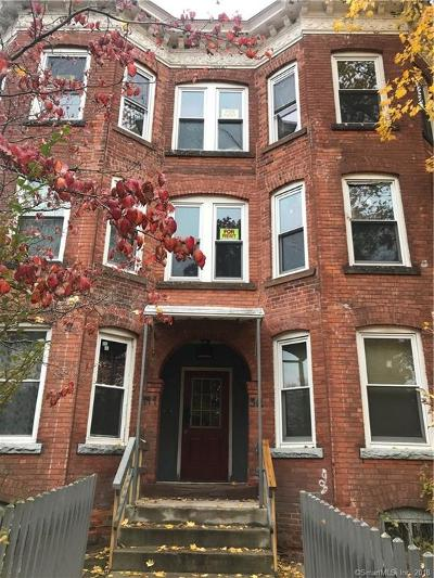 Hartford Multi Family Home For Sale: 499 Zion Street