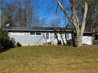 Torrington CT Single Family Home For Sale: $169,900