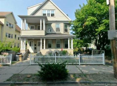 Bridgeport Multi Family Home For Sale: 222 French Street
