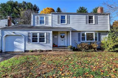Wethersfield Single Family Home For Sale: 35 Terrace Road